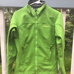 Patagonia XS soft shell jacket